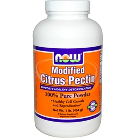 NOW Modified Citrus Pectin, 1 lb.
