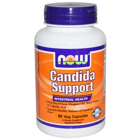 NOW Candida Support, 90 caps