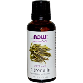NOW Citronella Oil ,1 oz