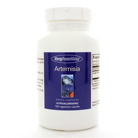 Allergy Research  Artemesia  100 Caps