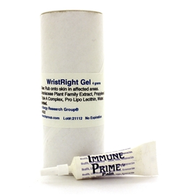 Allergy Research  Wristright Gel/Immune Prime  4 Grams