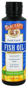 Barleans Fish Oil, 8oz