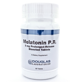 Douglas Labs  Melatonin P.R. 3mg  180 Tabs