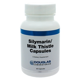 Douglas Labs  Silymarin / Milk Thistle Extract  90 Caps