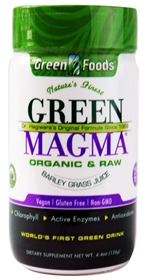 Green Foods Dr Hagiwara Green Magma Barley Grass Juice Tablets -- 500 mg - 250 Tablets