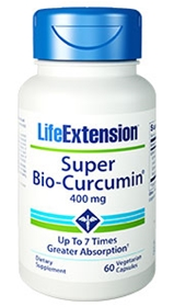 Life Extension -Curcumin elite turmaric extract, 500 mg, 60 Vcaps