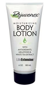 Life Extension Rejuvenex Body Lotion, 6oz tube