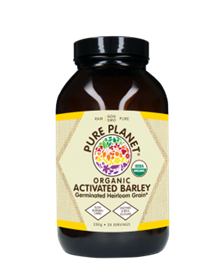Pure Planet Activated Barley, 280 gm Powder