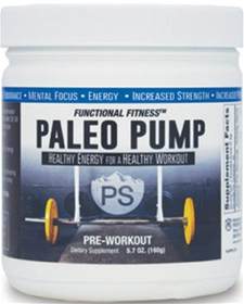 Pure Solutions Paleo Pump, 30 Servings