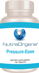 Nutra organa  (formerly Dr. Larry's Pressure Norm)  Pressure Ease, 100 tablets