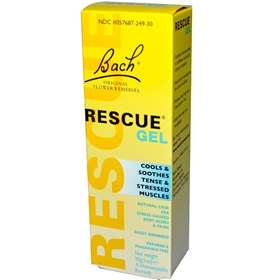 Bach Rescue Gel, 1 oz (30 gm)