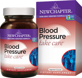 New Chapter  Blood Pressure Take Care  60 Caps