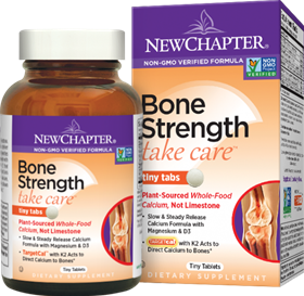 New Chapter  Bone Strength Take Care  Tiny Tabs  240 Tabs