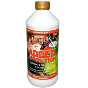 Buried Treasure Added Attention, 16 fl oz