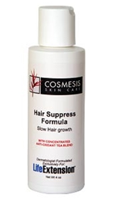 Life Extension Cosmesis Hair Suppress Formula, 4oz