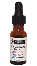 Life Extension Cosmesis Skin Lightening Serum, 0.5oz
