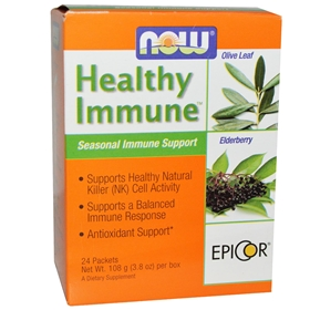 NOW Healthy Immune, 24 Packets