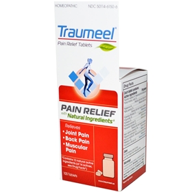 (Formerly Heel Traumeel) T - Relief Tabs, 100 Tabs