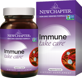 New Chapter  Immune Take Care  30 Vcaps