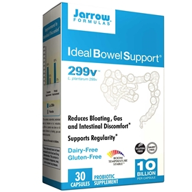 Jarrow Formulas Ideal Bowel Support 299v, 30 Vcaps