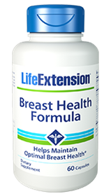 Life Extension Breast Health Formula, 60 Vcaps