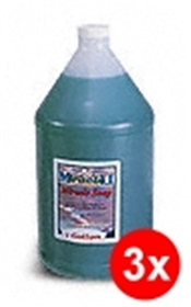 Miracle II Gallon Regular Soap 3X (Triple Strength)