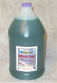 Miracle II Gallon Regular Soap