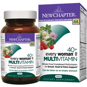 New Chapter  Every Woman II  48 tabs