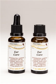 Newton Homeopathics EAR CARE, 1 fl oz Liquid