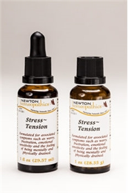 Newton Homeopathics STRESS & TENSION, 1 fl oz Liquid