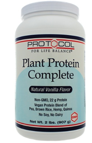 Protocol for Life  Plant Protein Complete  2 lbs