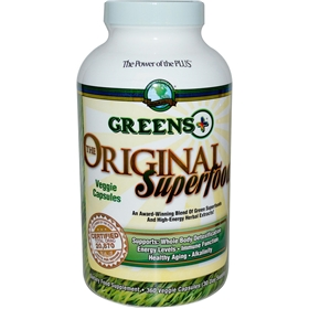 Greens Plus Original Superfood, 360 VCaps