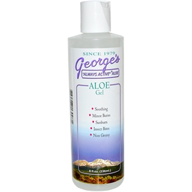 George's Aloe Gel 8 oz