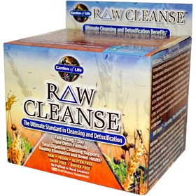 Garden of Life Raw Cleanse, 1 Kit