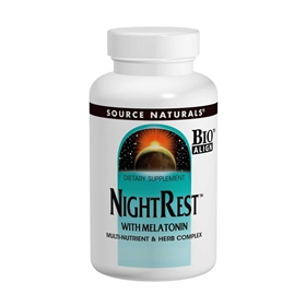 Source Naturals Night Rest w/Melatonin, 200 tabs