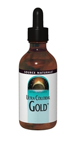 Source Naturals Ultra Colloidal Gold, 4 oz