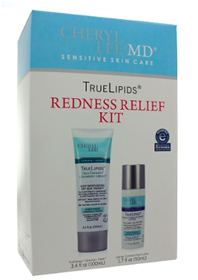 Cheryl Lee MD  TrueLipids Redness Relief Kit