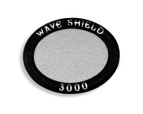 WaveShield Oval Silver For Cordless, 3 Unit price